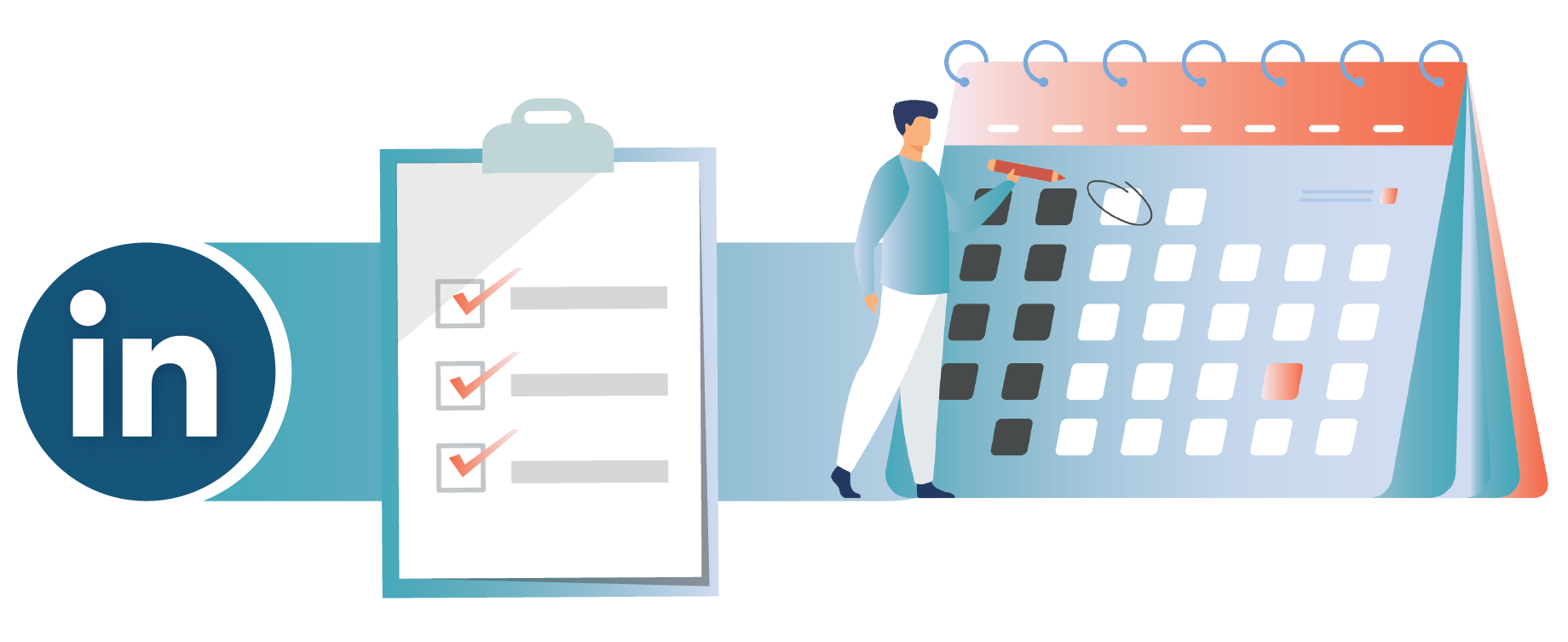 landing page illustration cleever calendar _ checklist]-01